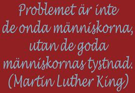 M L King