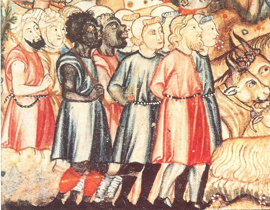 Spanien fångar