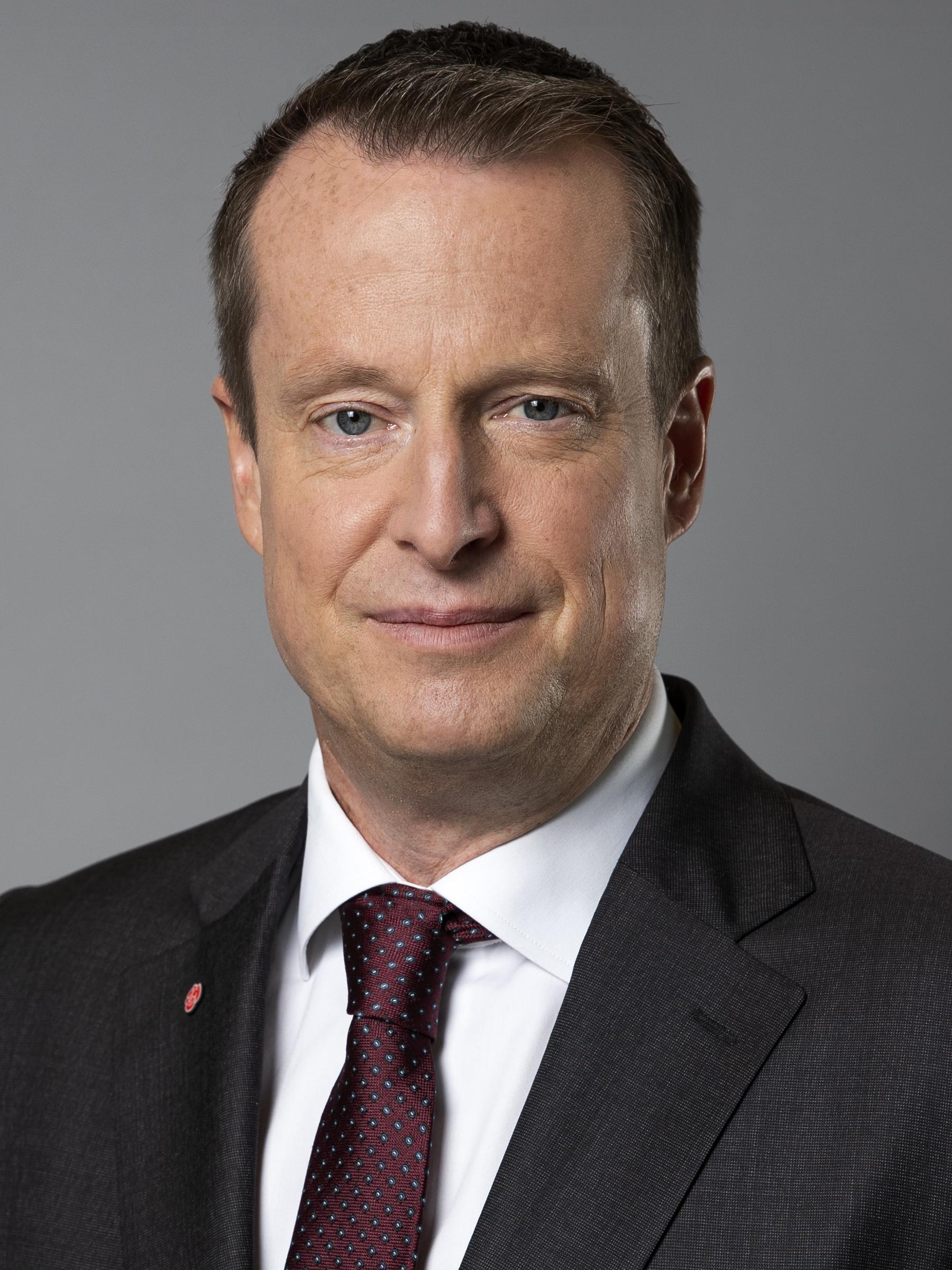 StatsrŒd Anders Ygeman
