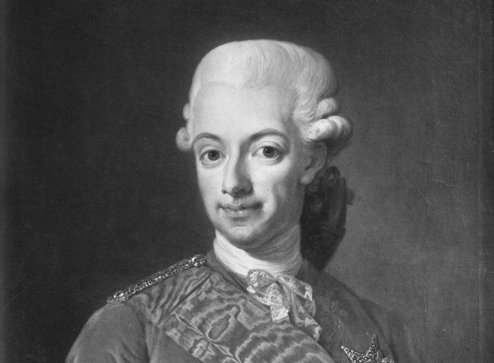 Bild Gustav III