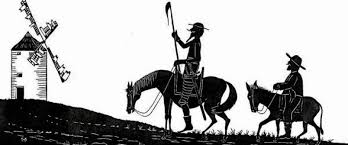 Bildresultat för Don Quijote